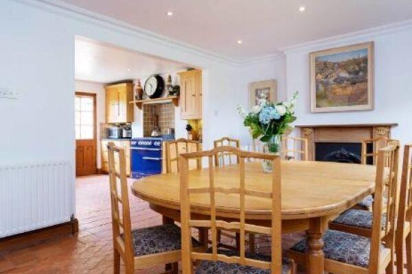Dining Area, Englefield Road Serviced Apartments, Islington, London