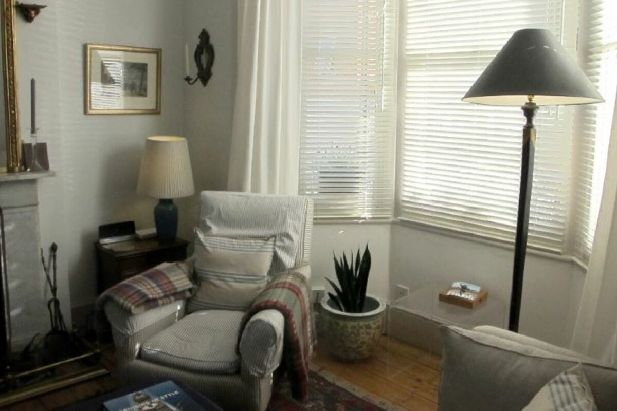 Living Area, King William Serviced Accommodation, Greenwich