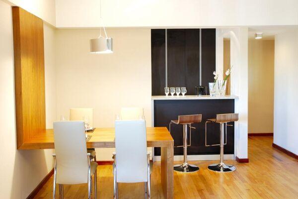 Dining Area, Ecuador Serviced Apartment, Buenos Aires