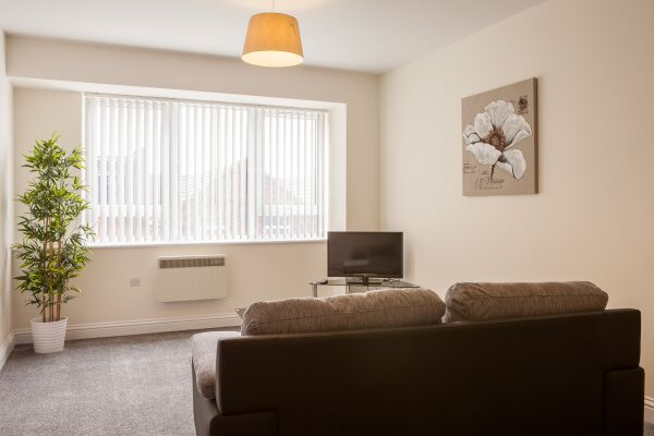 Guild House Apartments, Swindon, Lounge
