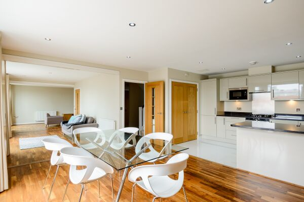 Dining Area, Stamford Street Serviced Apartments, Lambeth
