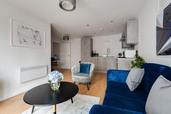 Leeds Victoria Riverside Apartments in Leeds