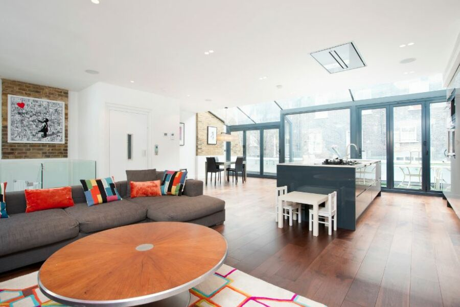 Lexham Mews Apartment
