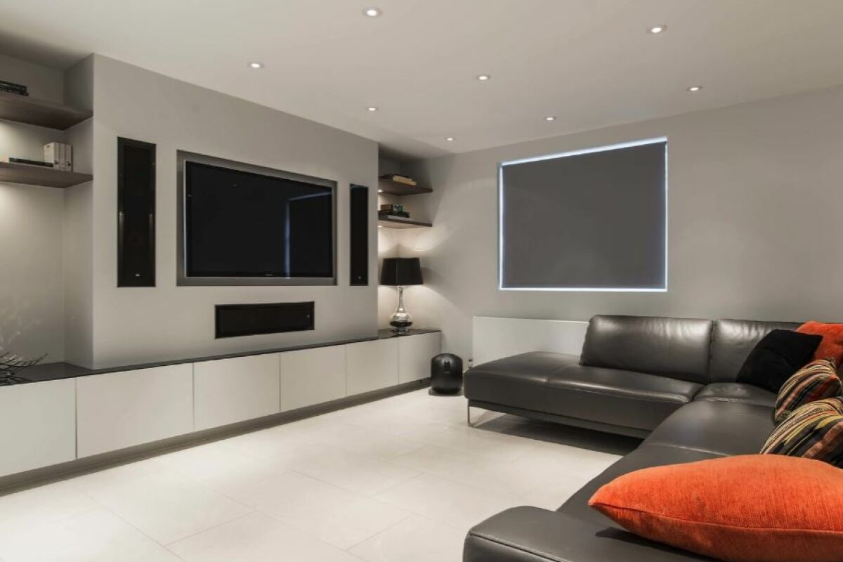Living Room, Offord Road Serviced Apartments, Islington, London
