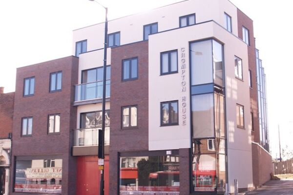 Exterior, Crompton House Serviced Apartments, High Barnet