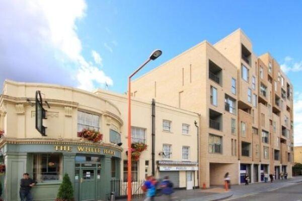 Great Suffolk Street Serviced Apartment Building, Southwark, London