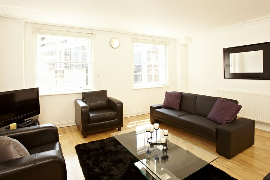 Buckingham Palace Road Apartments - Victoria, Central London
