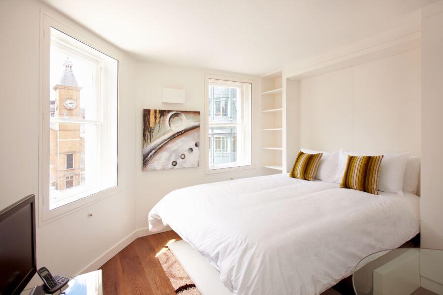 Bishopsgate Apartments - Liverpool Street, The City
