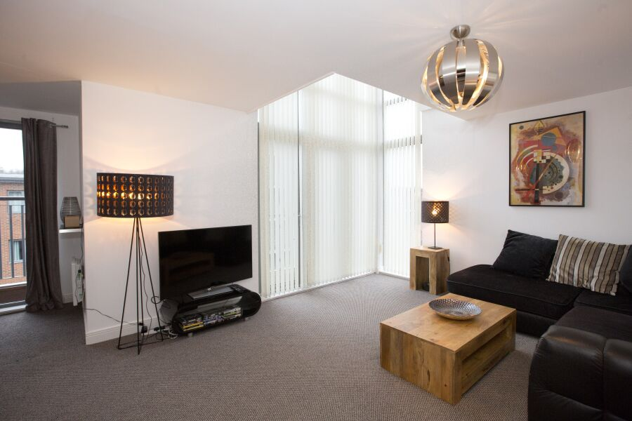 Cameronian Square Apartment - Newcastle, United Kingdom