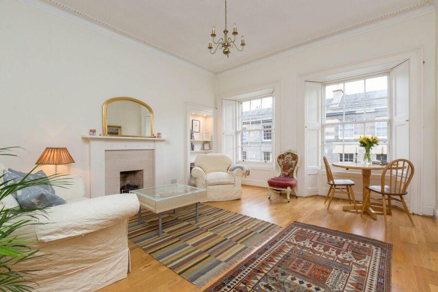 St Stephen Street Apartment - Edinburgh, United Kingdom