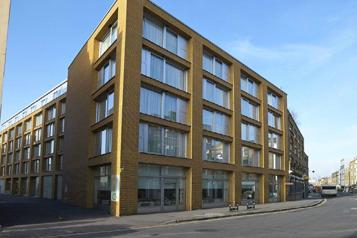 Bermondsey Street Serviced Apartment Building, London