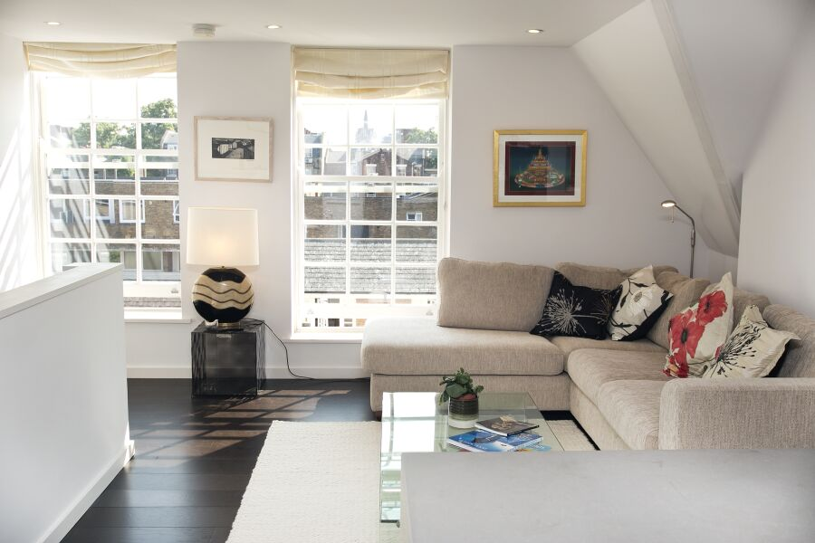 Augustas Lane Apartment - Islington, North London
