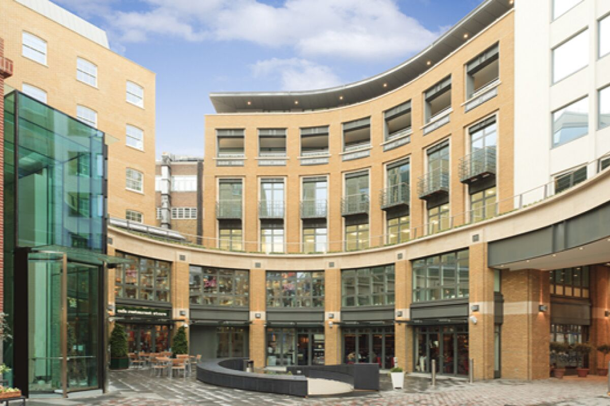 St Martin's Serviced Apartment Building, Covent Garden, London