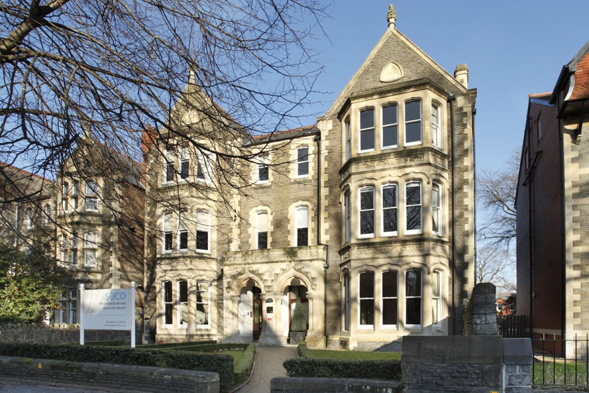 Cathedral Road Serviced Apartments, Cardiff