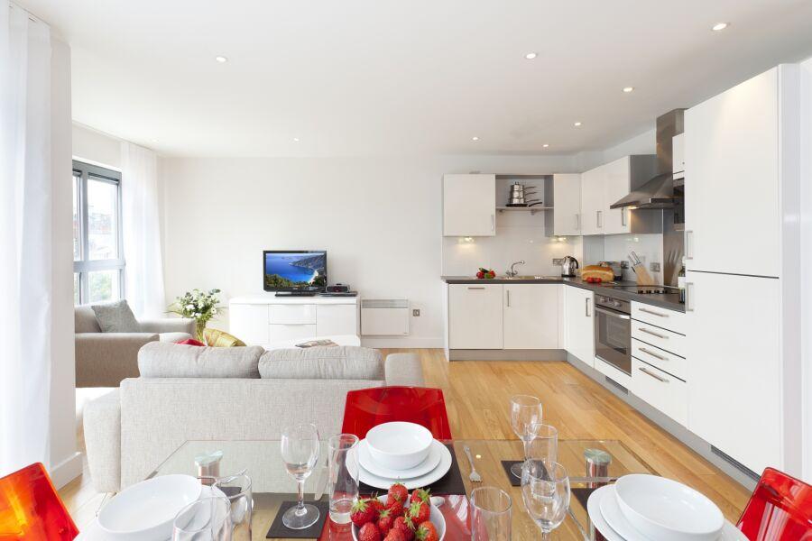 Broad Quay Apartments - Bristol, United Kingdom