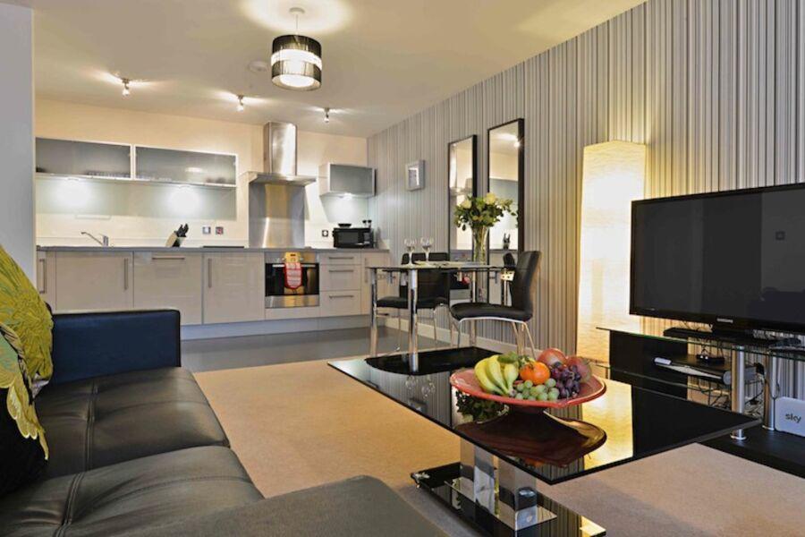Vizion Apartments - Milton Keynes, United Kingdom