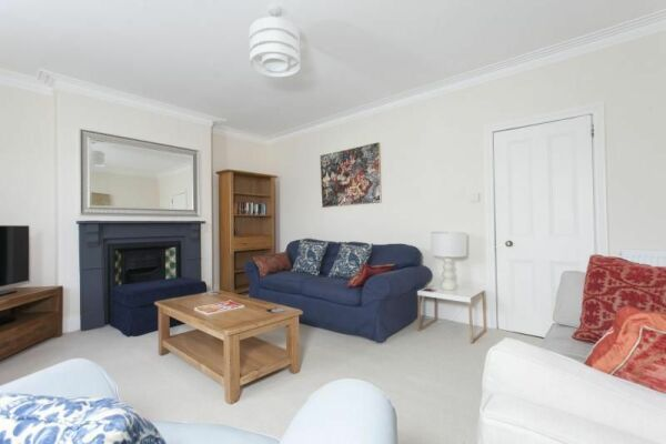 Living Area, Avonleigh House Serviced Accommodation, Bath