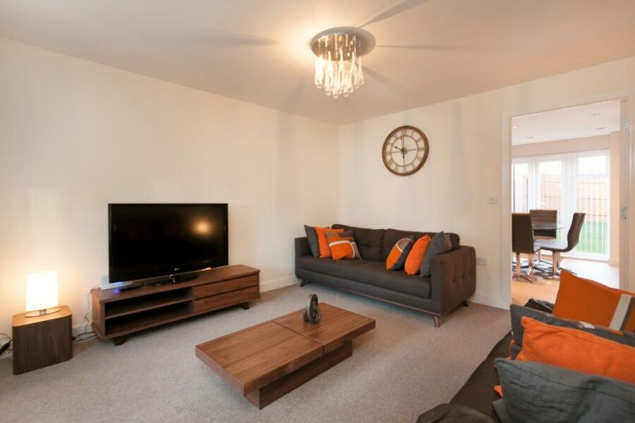 The Townhouse Accommodation - Castle Donington, Derby