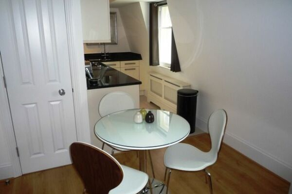 Dining Area, Herschel Heights Serviced Accommodation, Bath