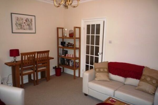 Dining Area, Orchard Courtyard Serviced Accommodation, Bath