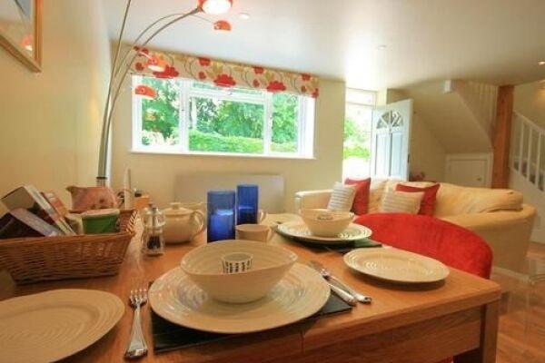 Dining Area, Larchmont Lodge Serviced Accommodation, Bath