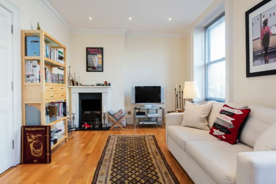 Upper Berkeley Apartment - Marylebone, Central London