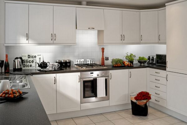 Kitchen, Darwin Place Serviced Apartments, Bracknell