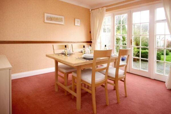 Dining Area, The Poppies Serviced Apartments, Bracknell