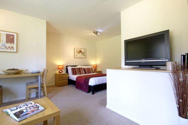 Apartment, Boxford Ridge Studios Serviced Apartments, Bracknell