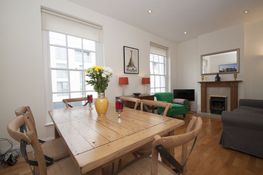 Upper Tachbrook Street Accommodation - Pimlico, Central London