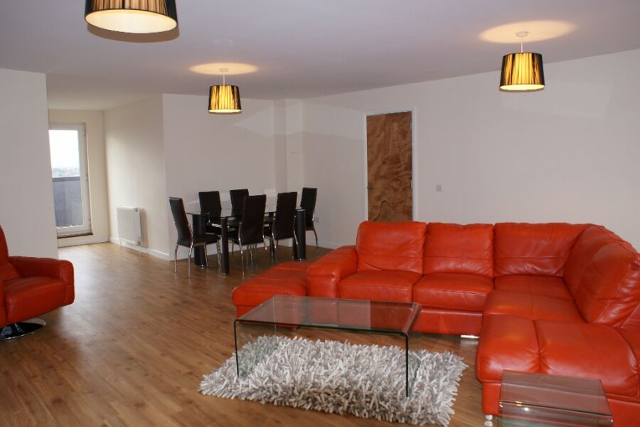 The Pinnacle Apartments (NV) - Northampton, United Kingdom