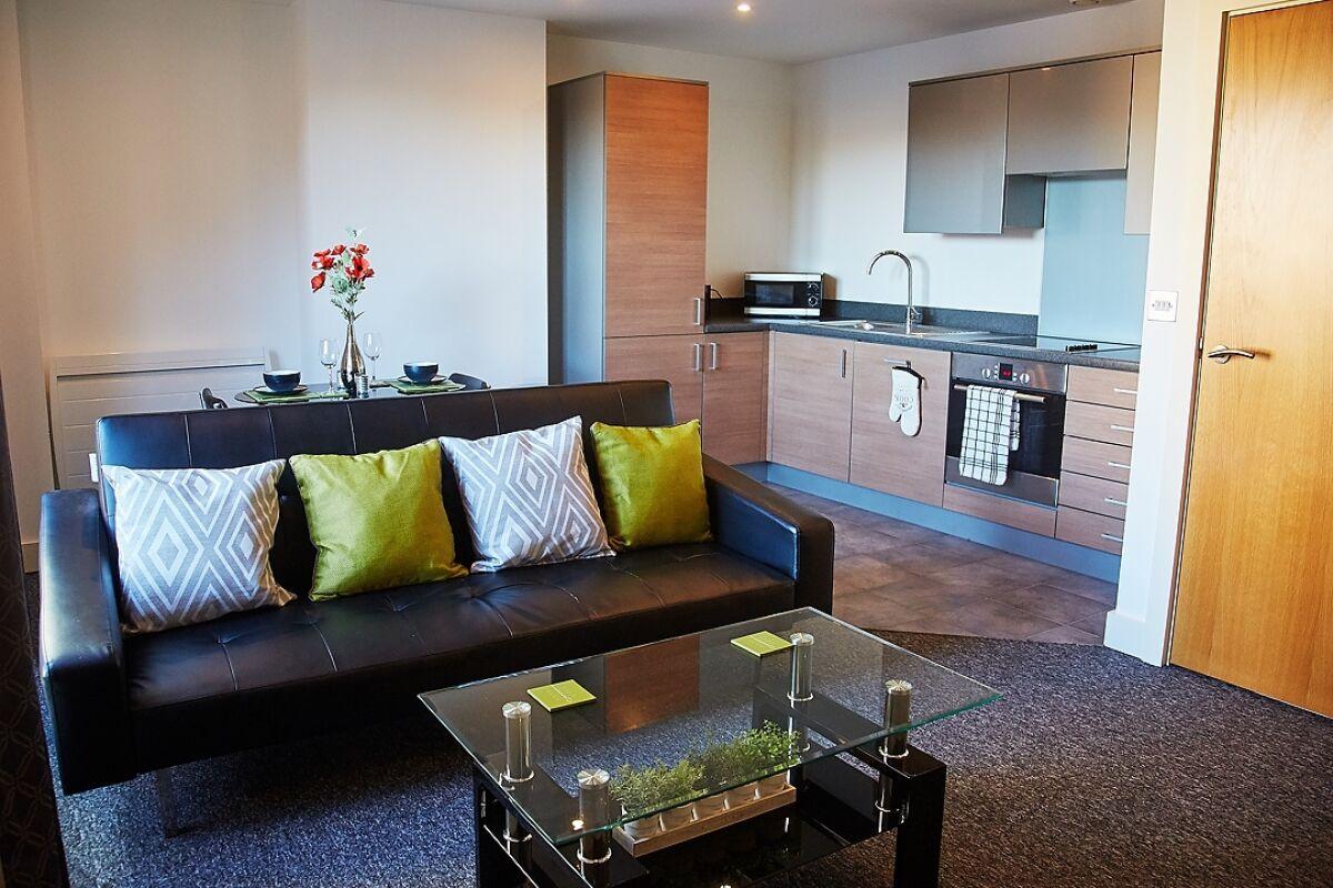 The Cambria Apartment - Ipswich, United Kingdom