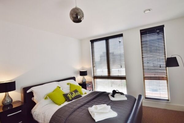 The Foundry Apartment - Ipswich, United Kingdom