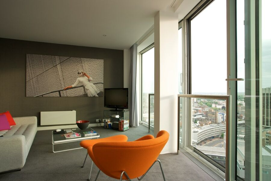 Rotunda Apartments - Birmingham, United Kingdom