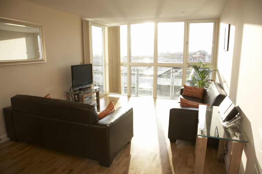 Theatre District Apartments (NV) - Milton Keynes, United Kingdom
