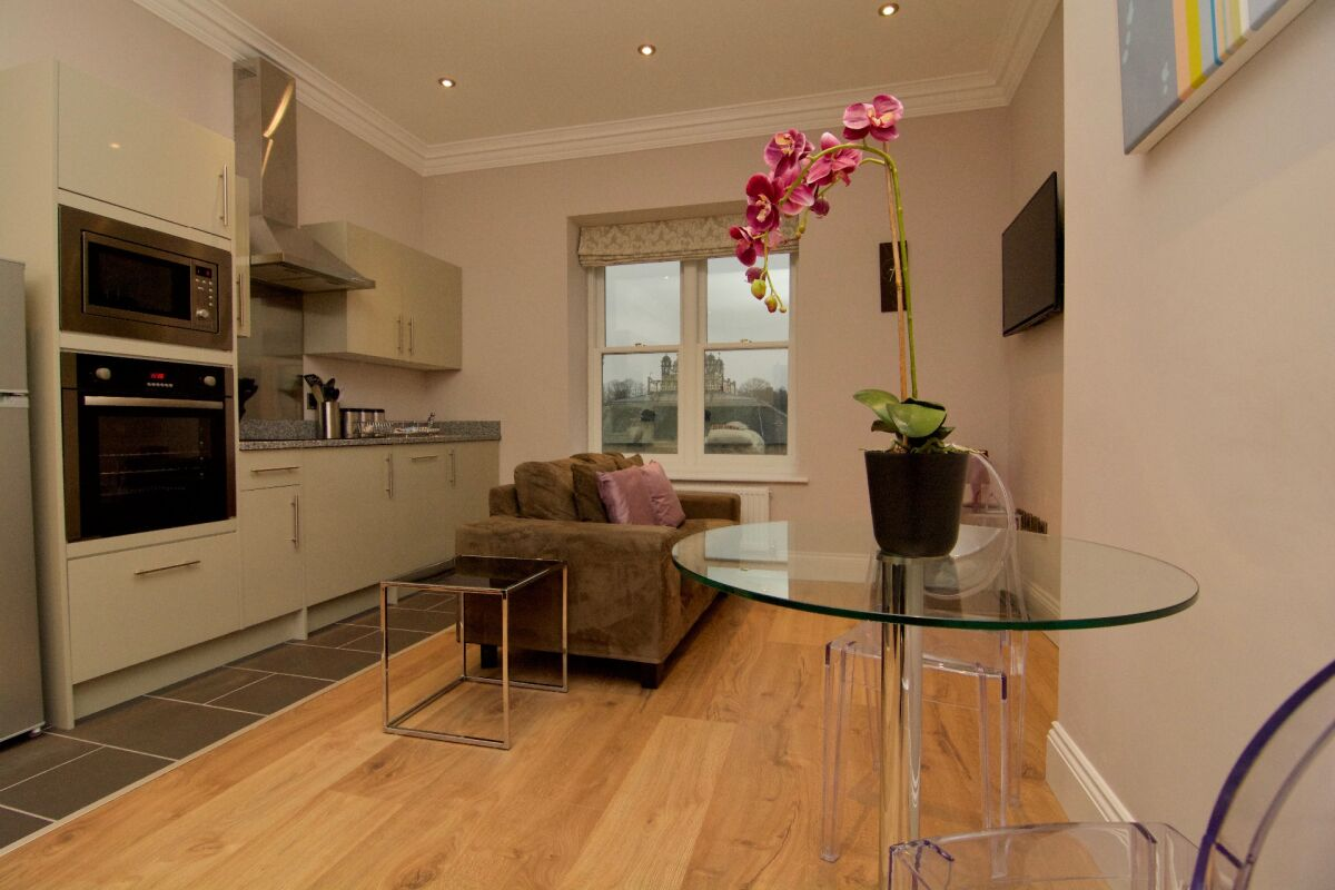 Studio, Kings Road Serviced Apartments, Harrogate