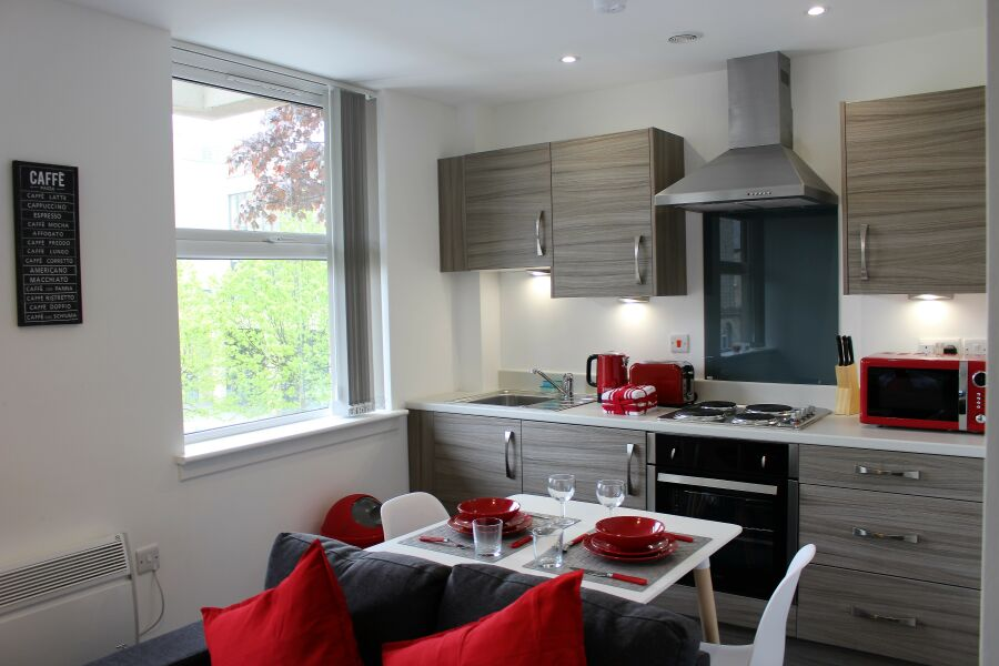 Barnsley Apartment