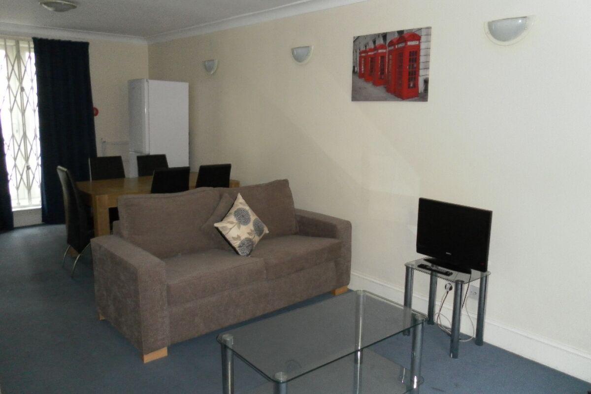 Living Area, Clifton Gardens Serviced Apartments, Maida Vale