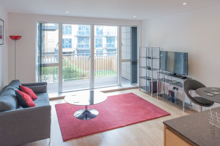 Riverside Marlowe Apartment - Cambridge, United Kingdom