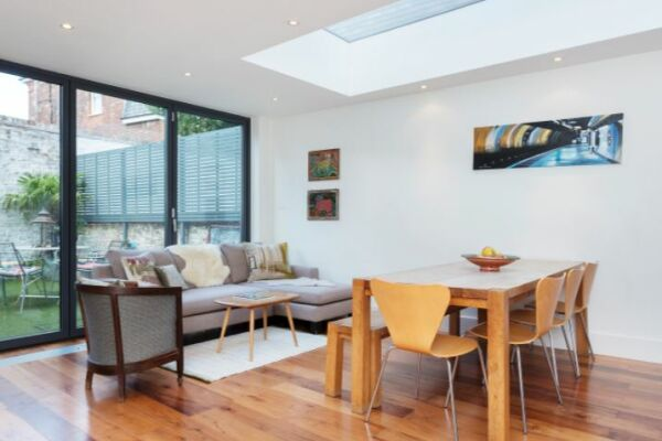 Dining Area, Woodsome Road Serviced Apartments, Highgate, London