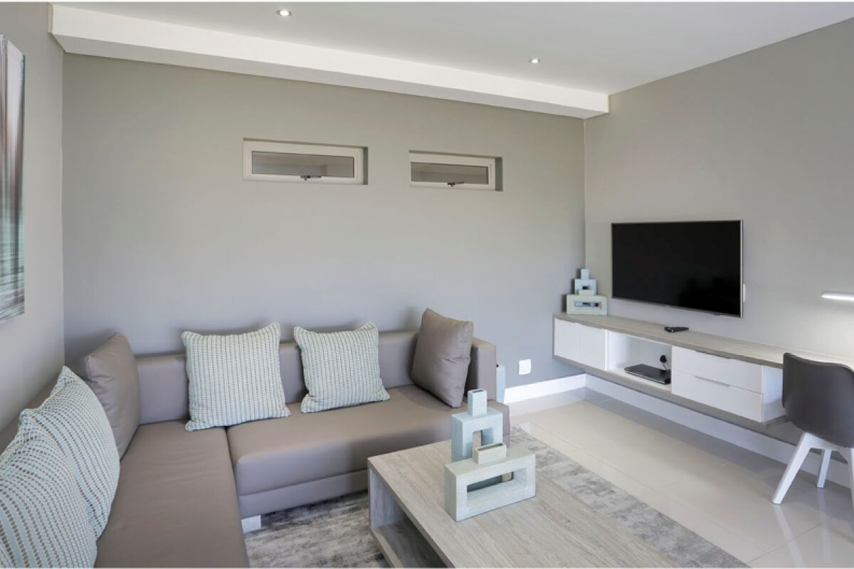 Living Area, Bath Avenue Serviced Apartments, Johannesburg