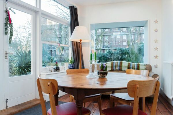 Dining Area, Mercers Road Serviced Accommodation, Tufnell Park, London