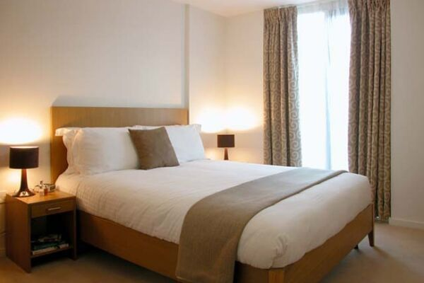 Bedroom, Paradise Street Serviced Apartments, Liverpool