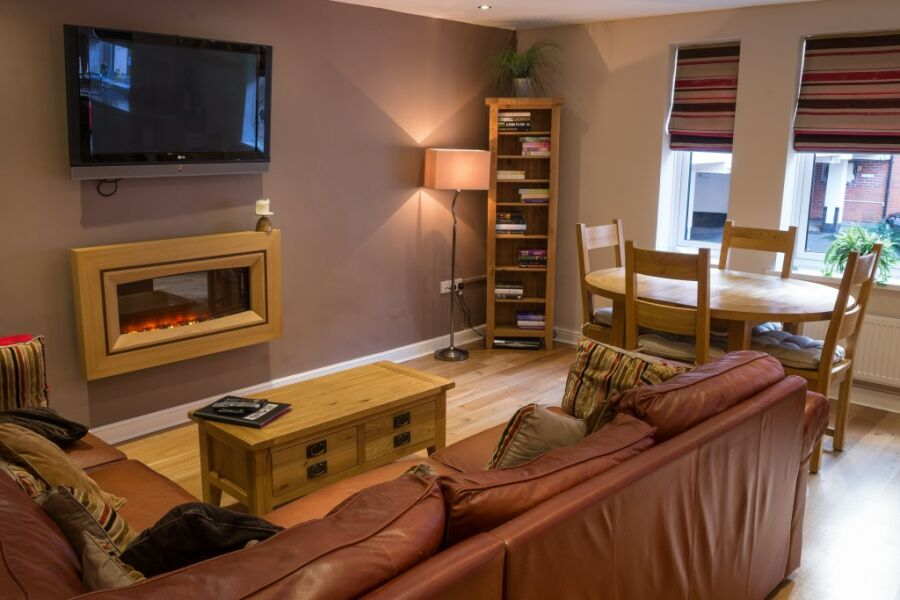 The Sapphire Suite Apartments - Birmingham, United Kingdom